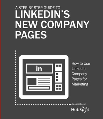 linkedin company pages ebook, linkedin how to, best linkedin company pages