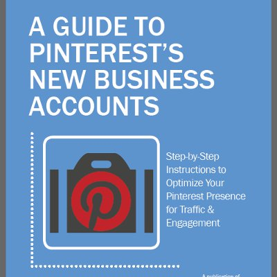 A guide to Pinterest's business accounts – Advent Calendar 2012 day 15