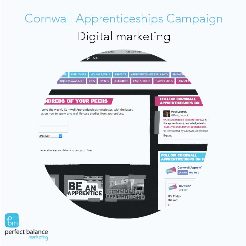 Cornwall Apprenticeships Campaign