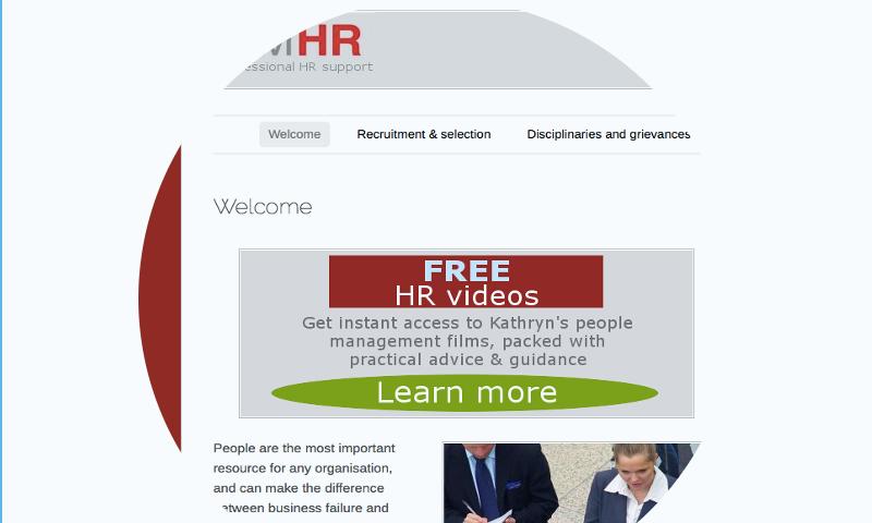 Kathryn Miller HR website 2014