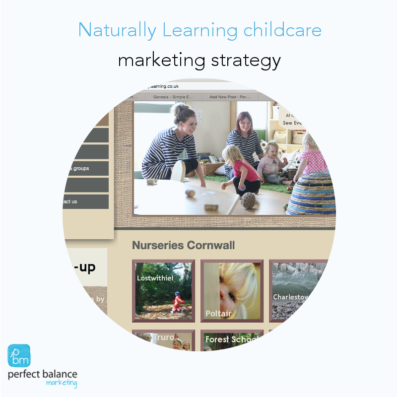 Naturally Learning – marketing strategy