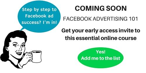 Facebook advertising course 2016