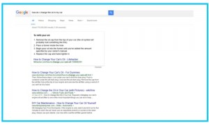 knowledge graph in google search results after sidebar ads removed