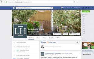 custom facebook page URL