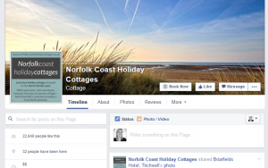 how to add a call to action to facebook cover photo