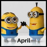 April marketing themes April Fools