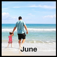 June marketing themes Fathers' Day