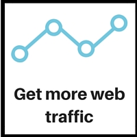 start here get more web traffic