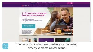 how to choose branding colours in canva