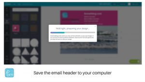 how to save from canva