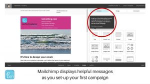 email marketing how to do your first Mailchimp campaign