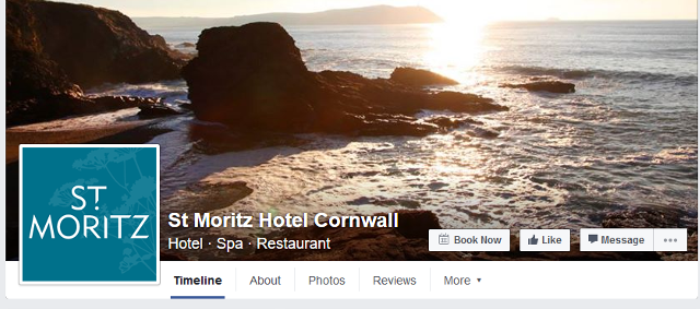 St Moritz Hotel facebook cover photo