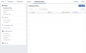 how to set up instant articles on facebook