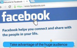 Facebook social network july 2016