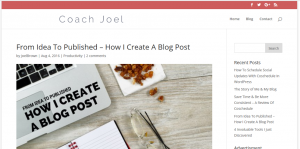 how I write blog posts